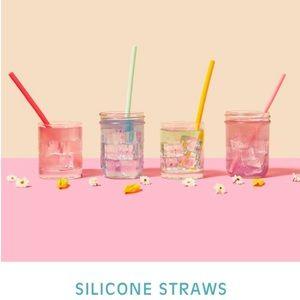 Other - Silicon straws